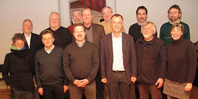 Diskussion über die Intensivmast im Billerbecker Forum am 2.2.10